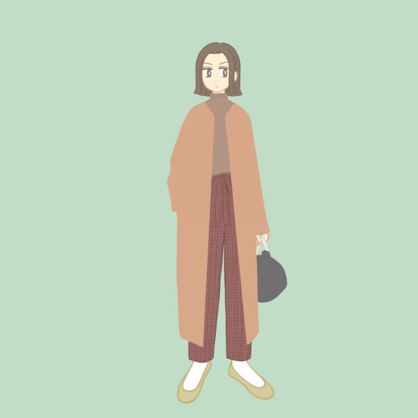 ファッションイラスト③