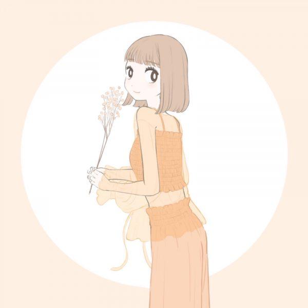 ファッションイラスト④